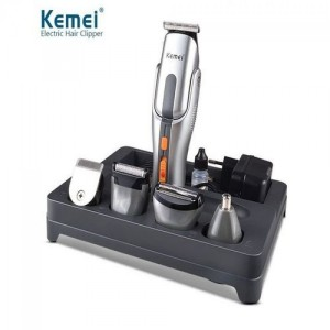 8-in-1 Kemei-680-A Complete Grooming Kit for Men