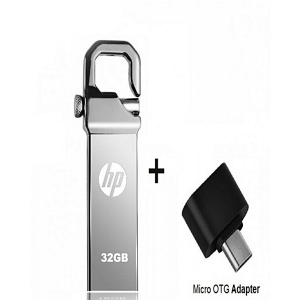 (02) Pack Of to 32 GB  USB With OTG