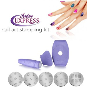 Salon Express – Decorate Your Nails Like A Pro