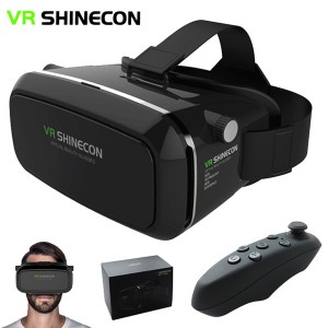 VR Shinecon Virtual Reality For 3D Movie or Games