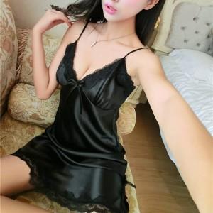 Beautiful Bridal Silk Nightwear (8333)