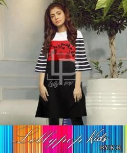 Charming Beautiful Girl Shirt & Trouser KK-06