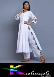 Charming  Girl Shirt & Trouser KK-04