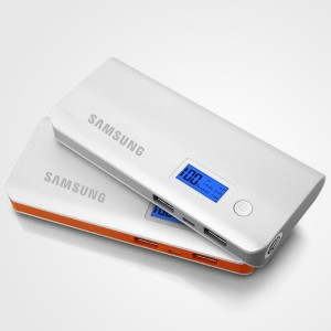 Digital Power Bank (3 BATTERY CHARGE)