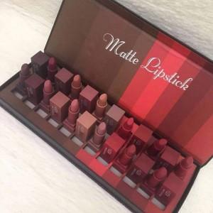 Hoda beauty matte Lipstick 12 pse