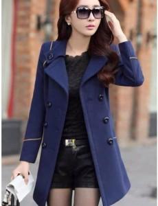 Multicolour Womens fleece coat (X2)