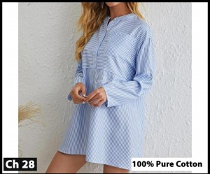 Women's Casual Nightsuit Dress LCH-28