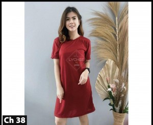 Women's Casual Nightsuit Dress LCH-38