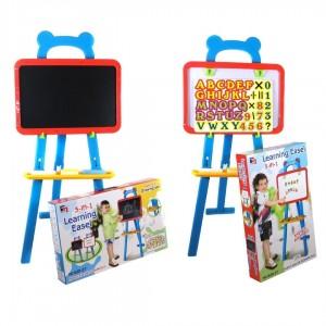 3 in 1 Learning Easel Board for Kids