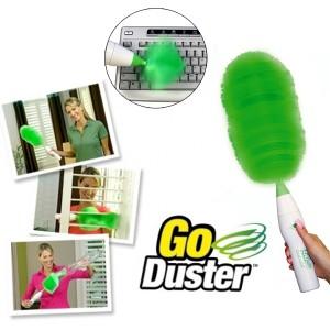 GO DUSTER – Makes Dusting Faster & Easier