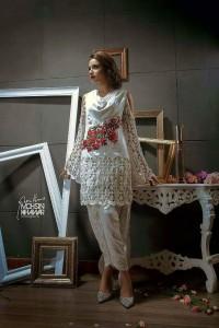 Mahiyman chiffon embroidery suit chiffon embroidery
