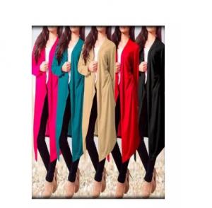 Pack of 5 Long Polyester Shurgs for Women