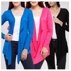 Pack of 3 Long Polyester Shurgs for Women