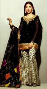 Embroidered Lawn Suit with Embroidered  Dupatta